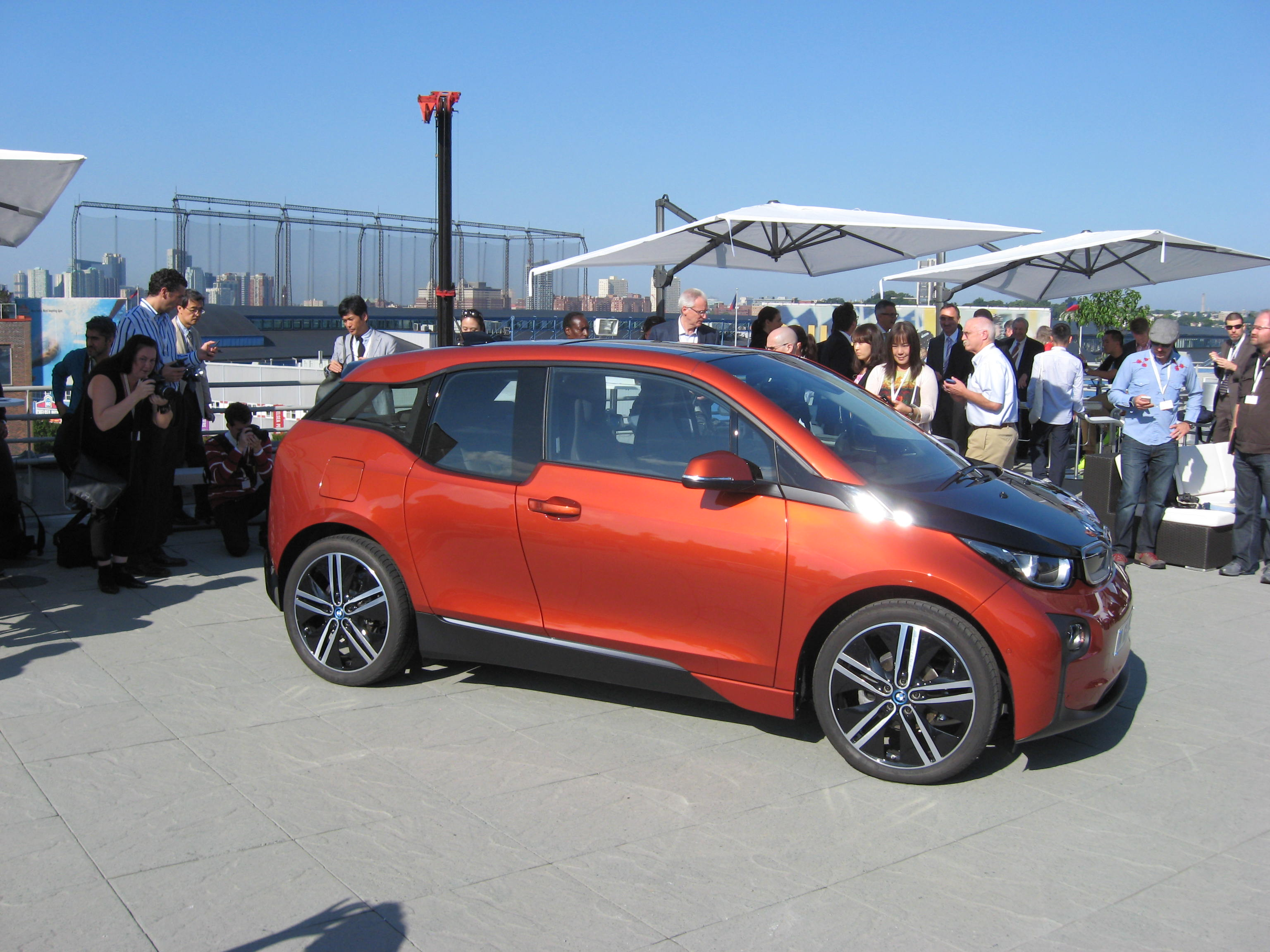 BMW i3 Overview