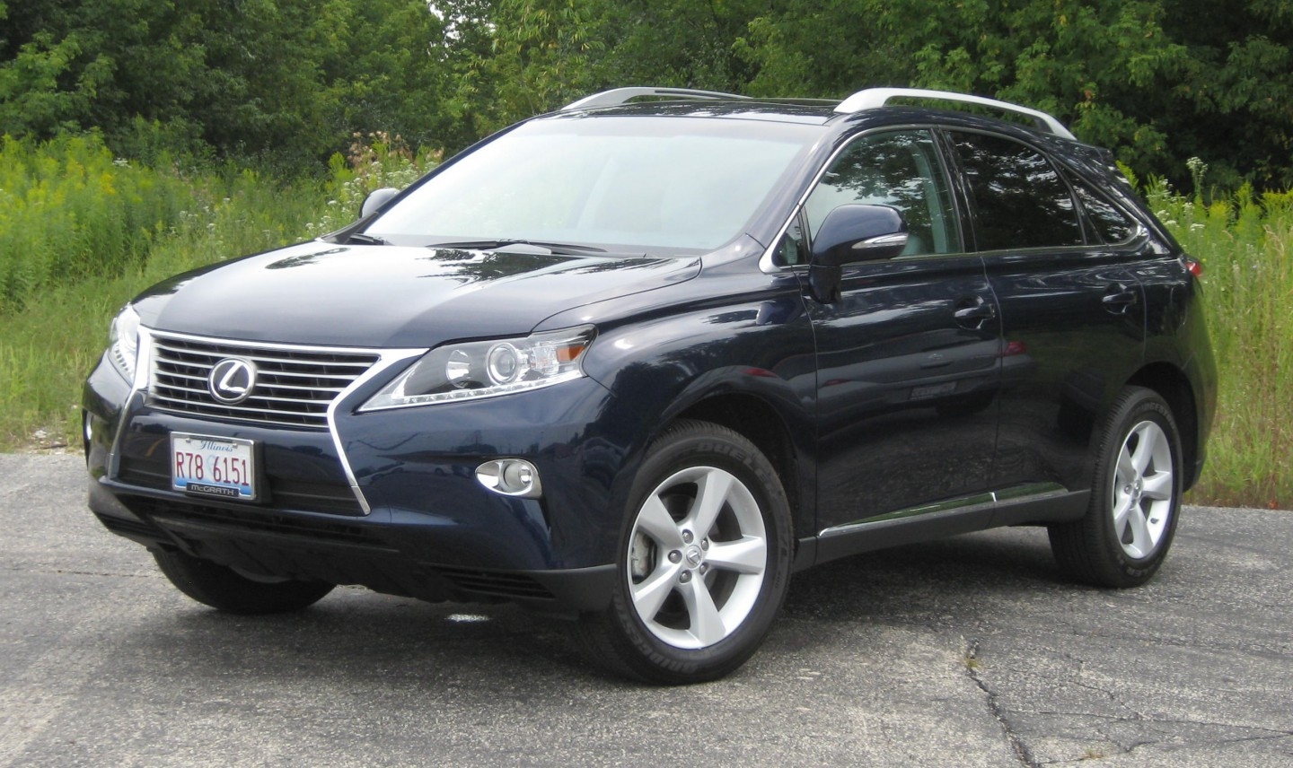 Test Drive: 2013 Lexus RX 350 - The Daily Drive | Consumer Guide ...