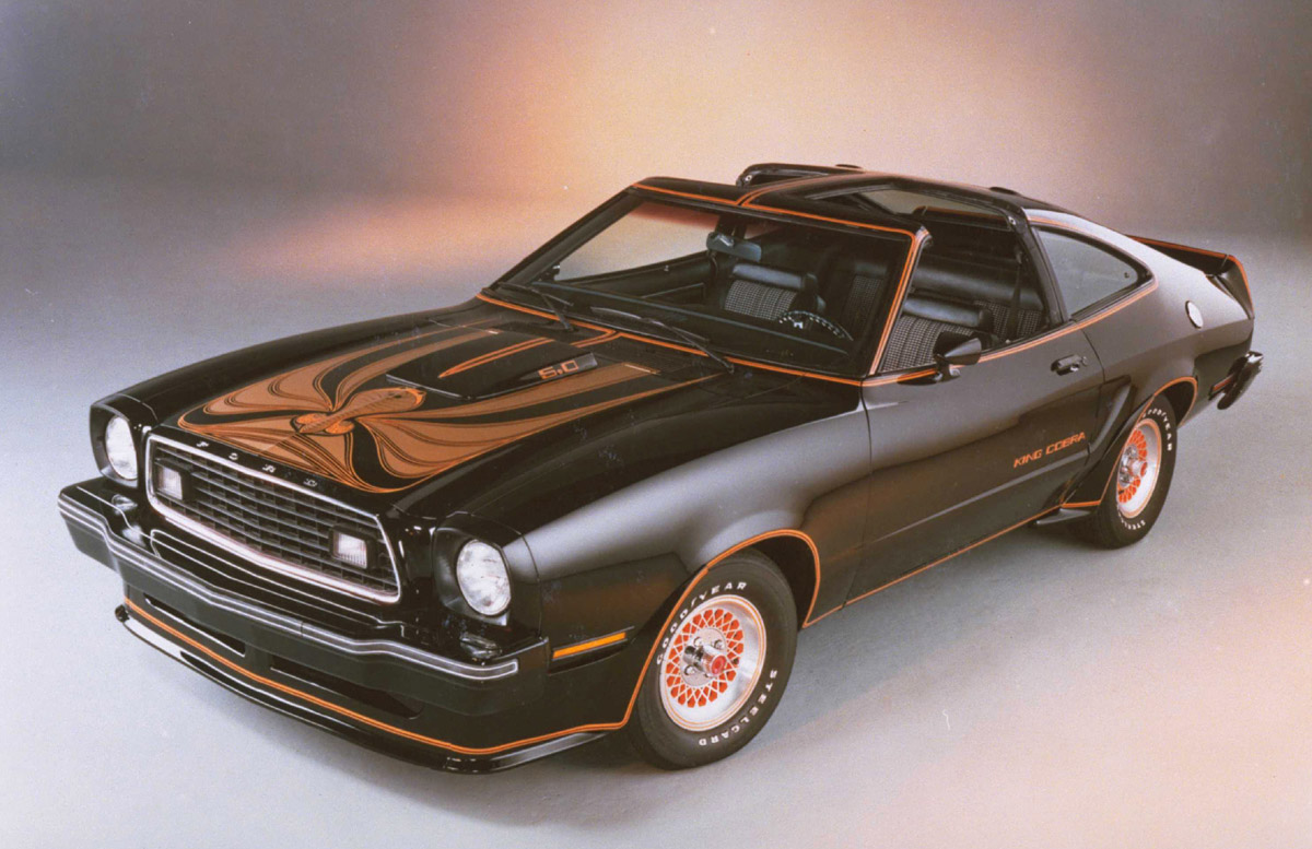 mustang ii the right car at the time the daily drive consumer guide the daily drive. Black Bedroom Furniture Sets. Home Design Ideas