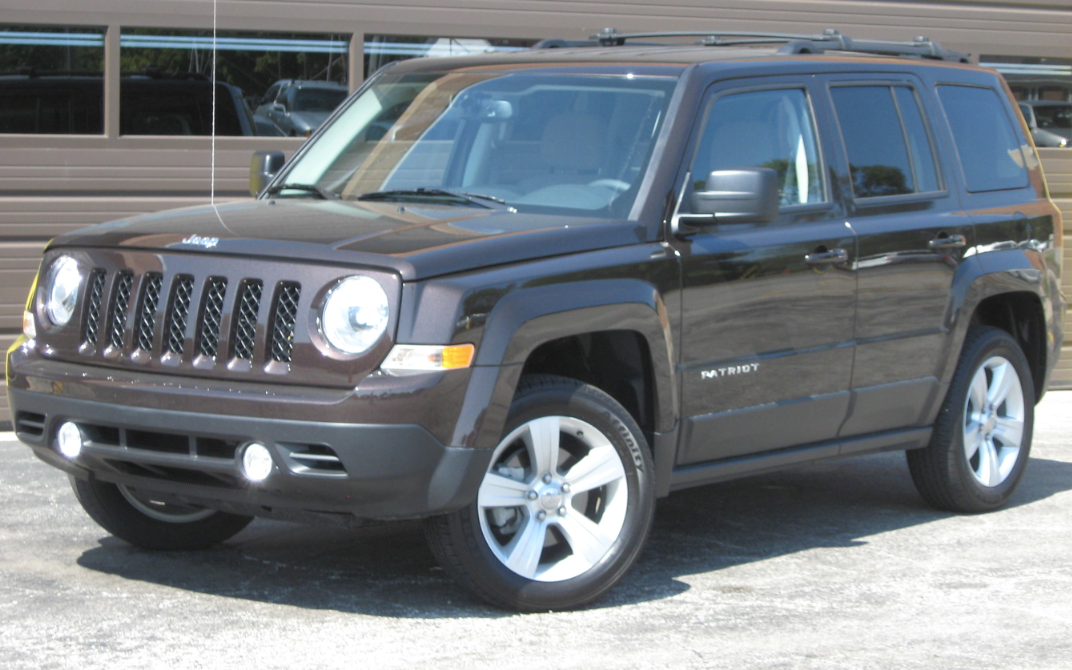 test drive: 2014 jeep patriot latitude | the daily drive | consumer