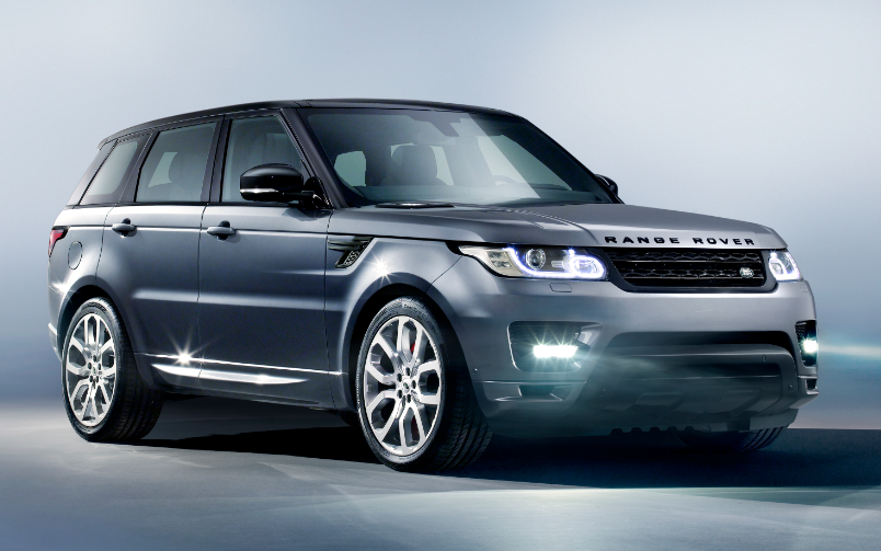 we drive the all-new 2014 range rover sport | the daily drive