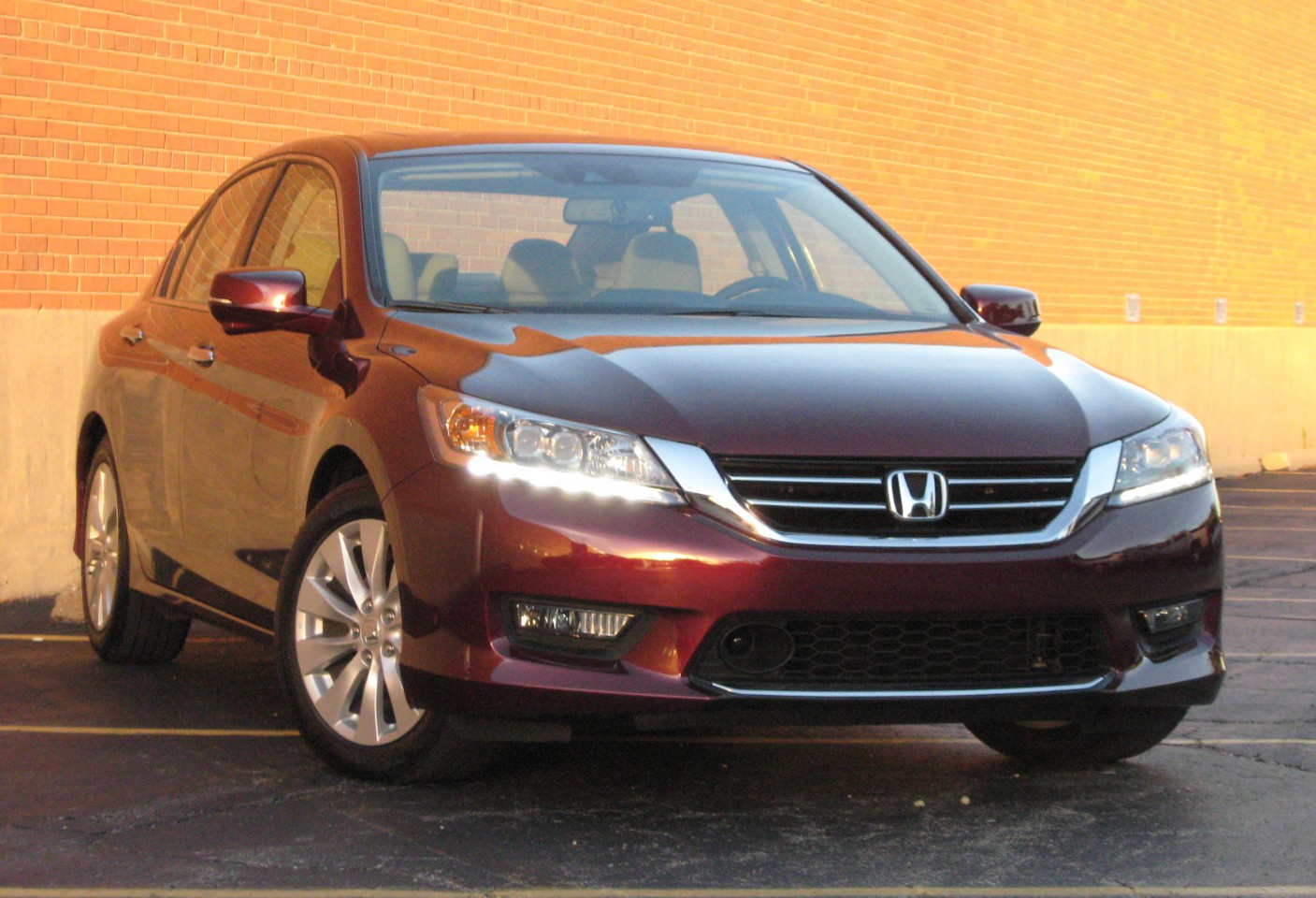 Test drive 2014 honda accord touring the daily drive for 2014 honda accord sedan
