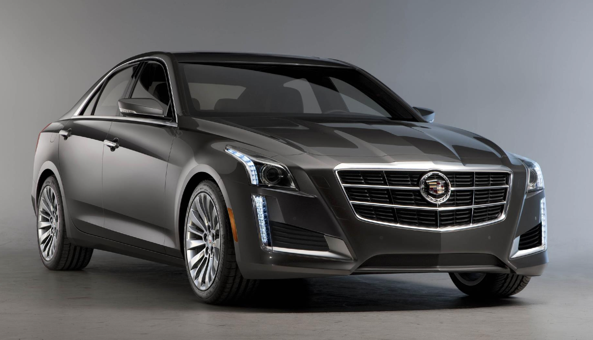 2014 Cadillac CTS First Drive: Redesigning the Car that