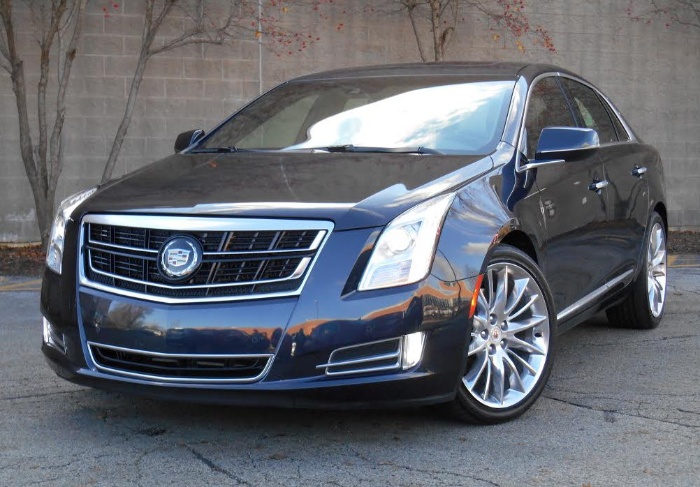 Test Drive 2014 Cadillac Xts Vsport Platinum The Daily Drive