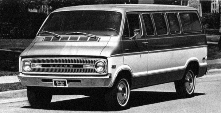 1973 Dodge Sportsman