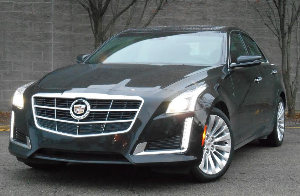 Test Drive 2014 Cadillac Cts 2 0t Performance The Daily
