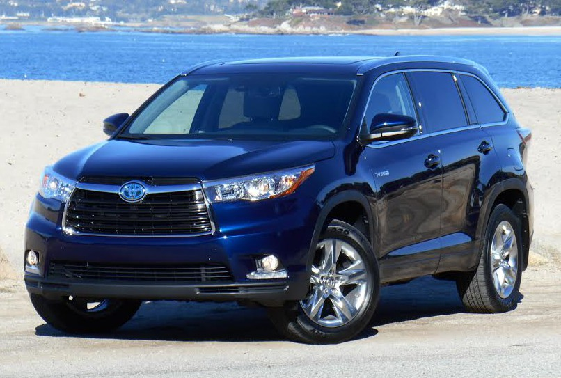 2014 Toyota Highlander: Remaking a Benchmark | The Daily ...