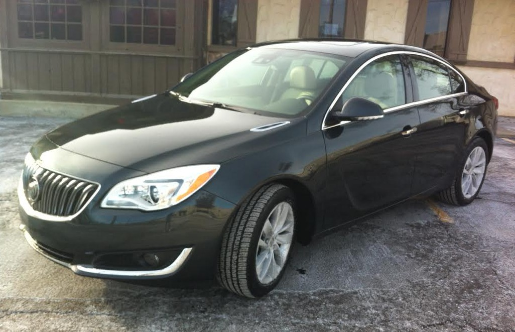 Test Drive: 2014 Buick Regal AWD | The Daily Drive