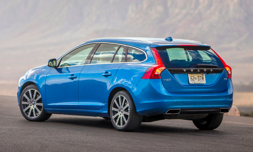 2015 Volvo V60: Swedish Maker Shakes Up Its Midsize Lineup | The Daily Drive | Consumer Guide ...