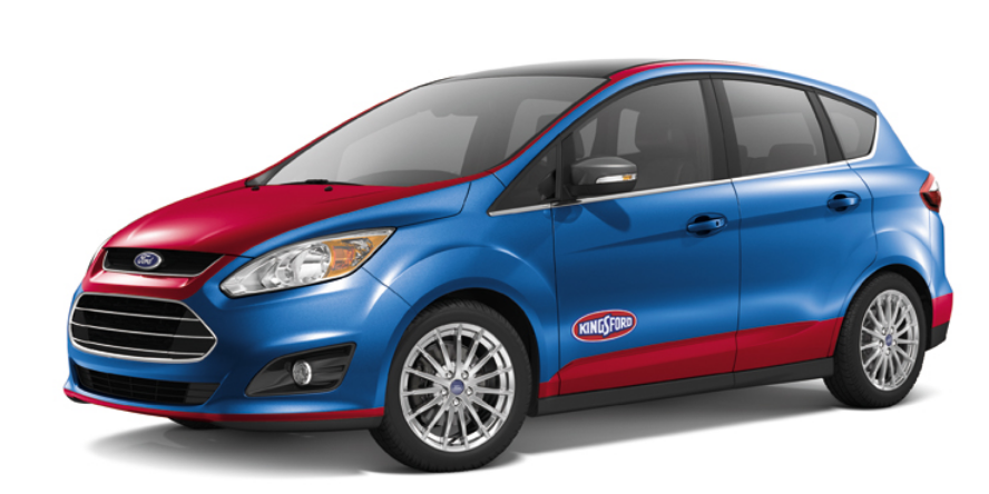 ford cooks up new hybrid meet the 2015 c max energi kingsford edition the daily drive. Black Bedroom Furniture Sets. Home Design Ideas