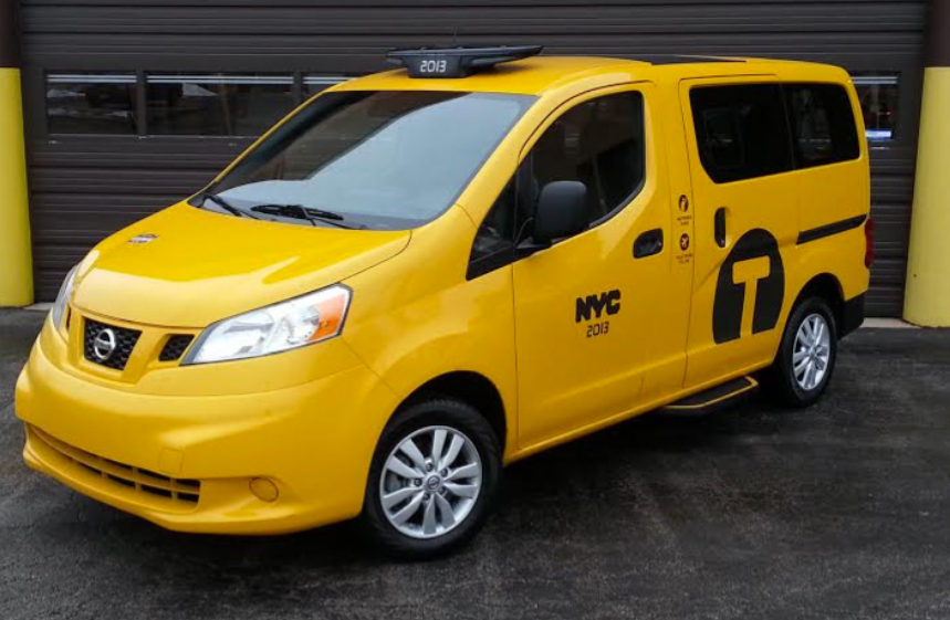 test drive 2014 nissan nv200 taxi the daily drive. Black Bedroom Furniture Sets. Home Design Ideas