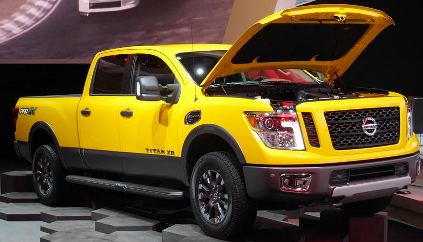 second cummins new nissan titan goes diesel the daily drive consumer guide the daily drive. Black Bedroom Furniture Sets. Home Design Ideas