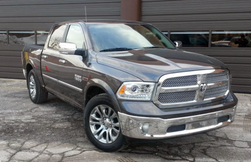 test drive 2015 ram 1500 laramie ecodiesel the daily drive consumer guide the daily drive. Black Bedroom Furniture Sets. Home Design Ideas