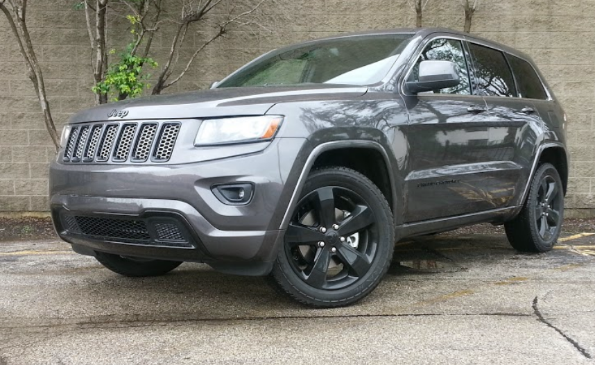 test drive 2015 jeep grand cherokee altitude the daily drive consumer guide the daily. Black Bedroom Furniture Sets. Home Design Ideas