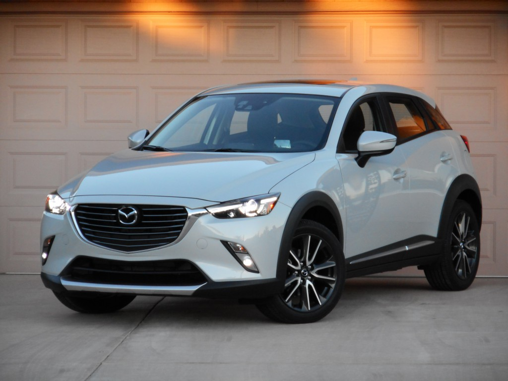 test drive: 2016 mazda cx-3 grand touring | the daily drive