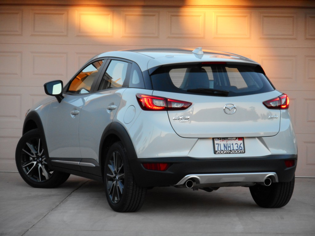 test drive 2016 mazda cx 3 grand touring the daily. Black Bedroom Furniture Sets. Home Design Ideas