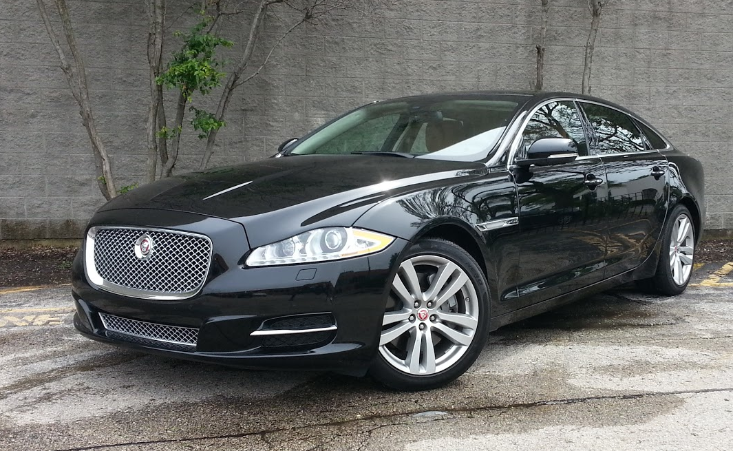 quick spin 2015 jaguar xjl portfolio the daily drive. Black Bedroom Furniture Sets. Home Design Ideas