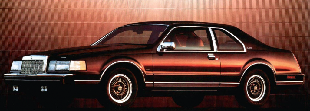 1987 Lincoln Mark VII LSC, Most-Expensive American Cars of 1987