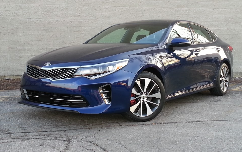 test drive 2016 kia optima sx l the daily drive consumer guide the daily drive consumer. Black Bedroom Furniture Sets. Home Design Ideas