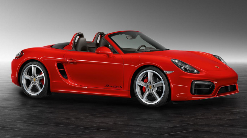 Porsche Goes 4 Cylinder Boxster And Cayman Get New Quot 718