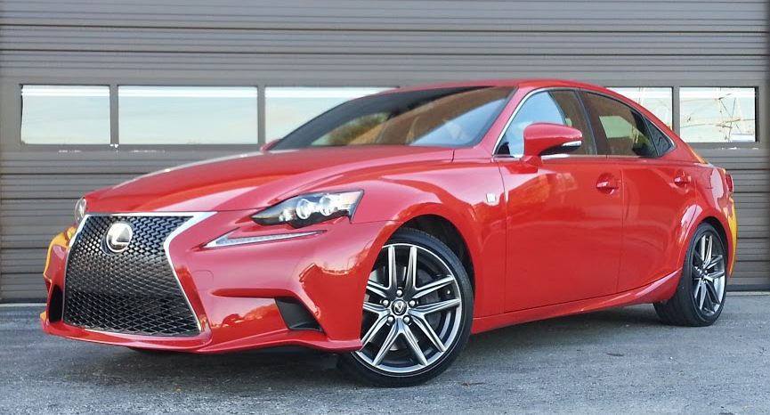 test drive 2016 lexus is 200t the daily drive consumer guide the daily drive consumer guide. Black Bedroom Furniture Sets. Home Design Ideas