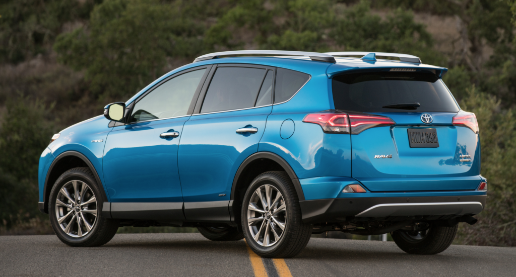 First Spin 2016 Toyota Rav4 And Rav4 Hybrid The Daily