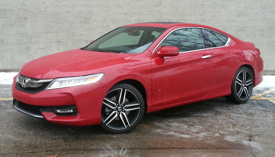 2009 Honda Accord Coupe V6 Test Drive: 2016 Honda Accord Touring Coupe | The Daily ...