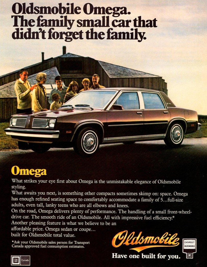 Family Madness 6 Classic Car Ads Featuring The Entire