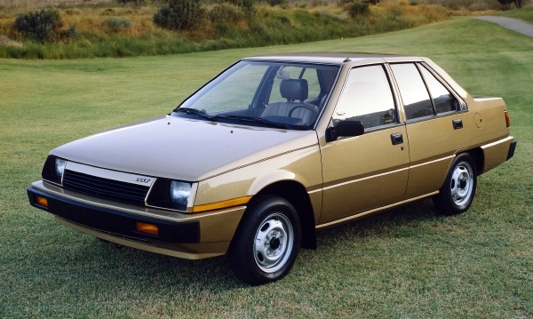 1987 Plymouth Colt