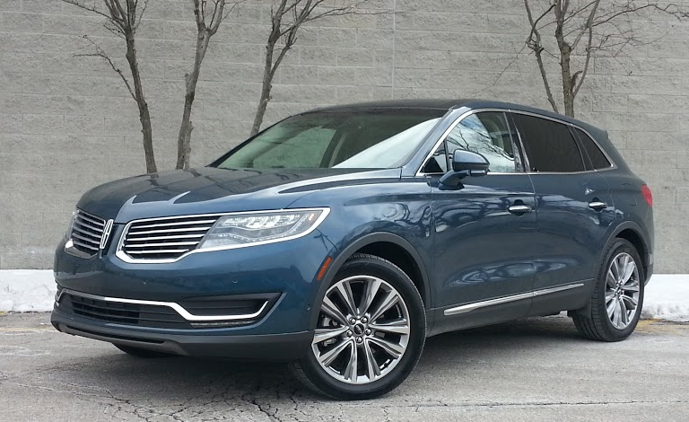 Test Drive: 2016 Lincoln MKX | The Daily Drive | Consumer Guide® The ...