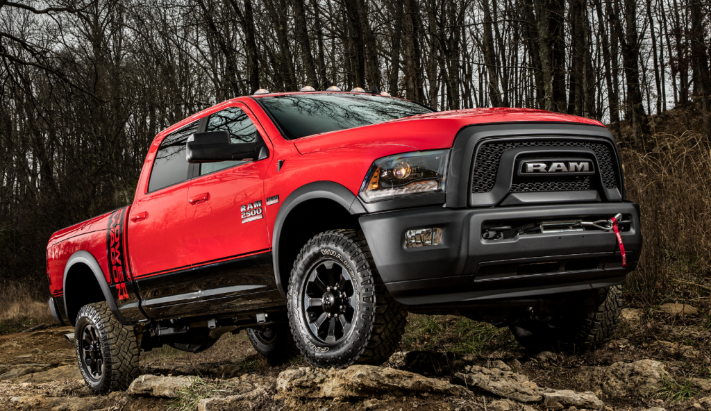 2017 Ram Power Wagon, Ram 2500 Power Wagon