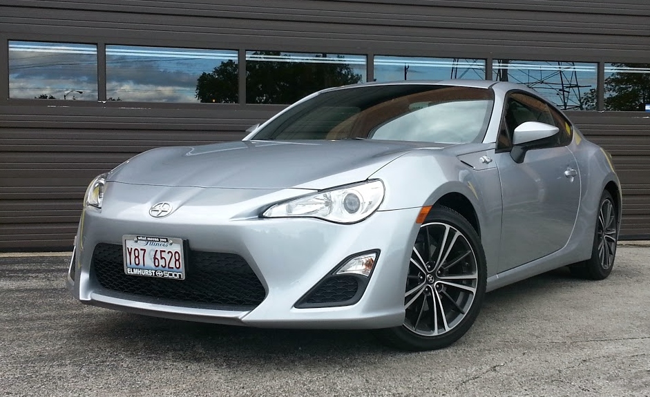 Test Drive 2016 Scion Fr S The Daily Drive Consumer