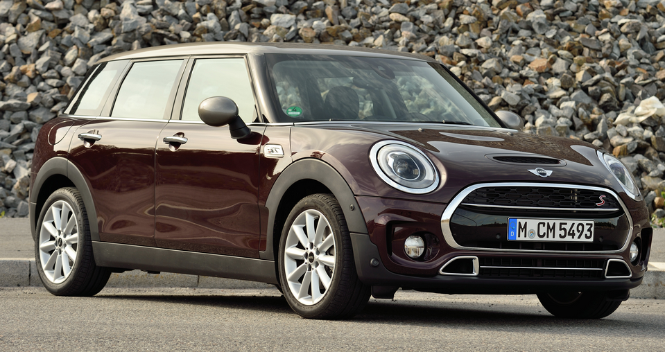 test drive 2016 mini cooper s clubman the daily drive consumer guide the daily drive. Black Bedroom Furniture Sets. Home Design Ideas