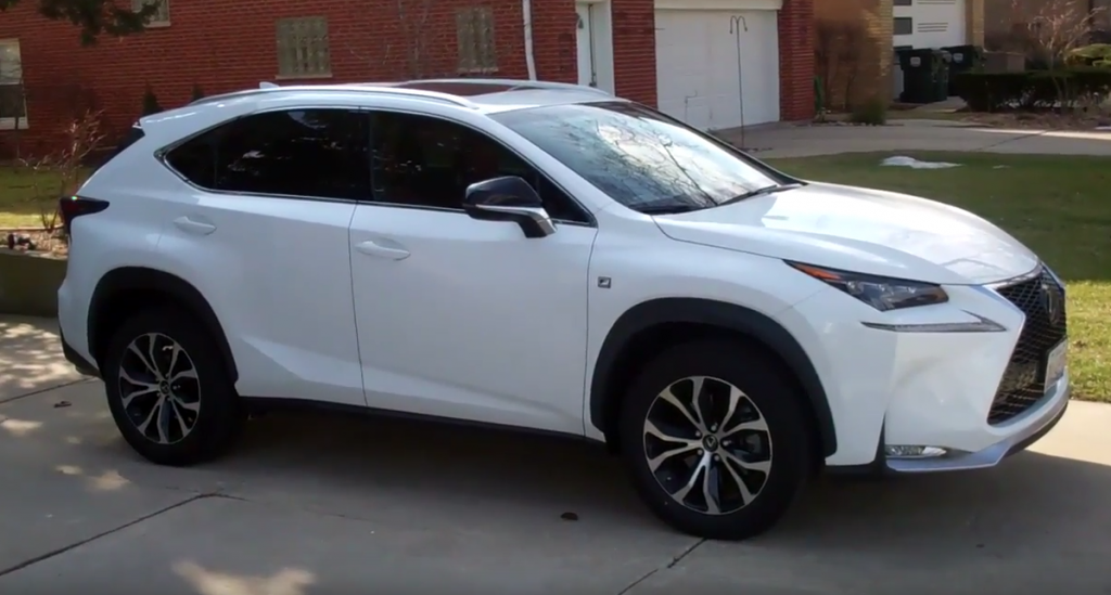 Steve And Johnnie Road Test 2016 Lexus Nx200t F Sport