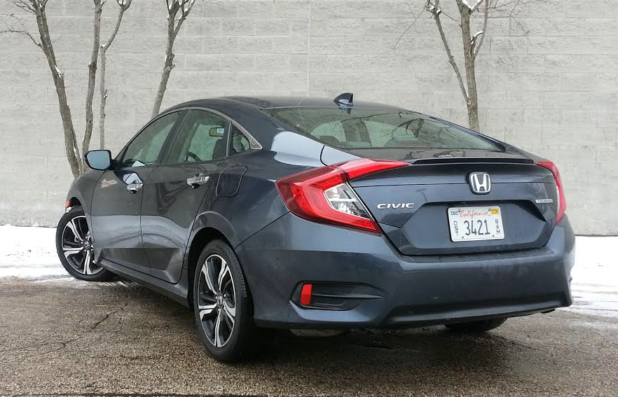 2017 Honda Civic Si 4 Door | 2017 - 2018 Best Cars Reviews