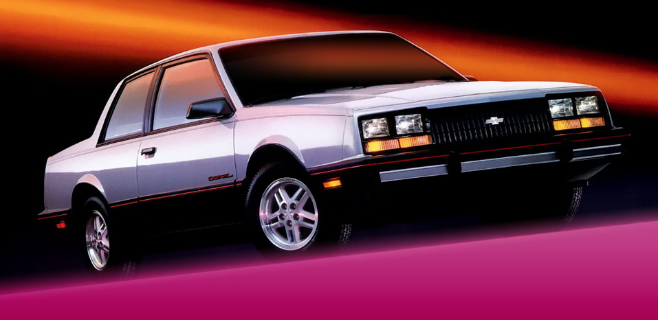 1985 Chevrolet Celebrity, Cars You Never See Anymore