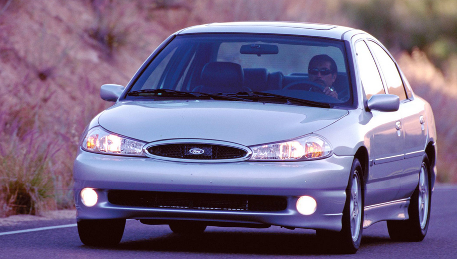 2000 Ford Contour, Cars You Never See Anymore