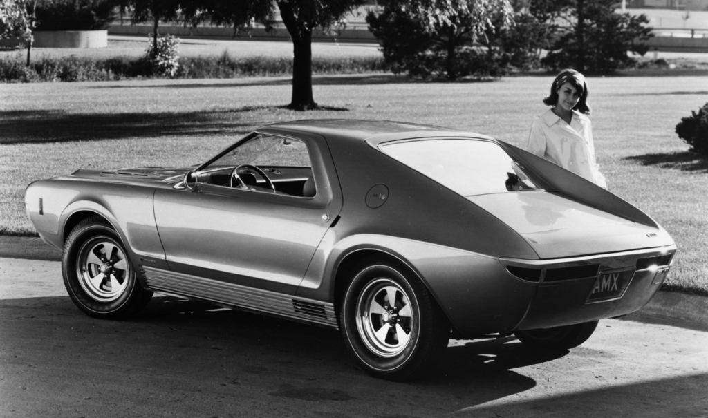 5 Coolest Concept Cars of the 60s | The Daily Drive | Consumer Guide ...