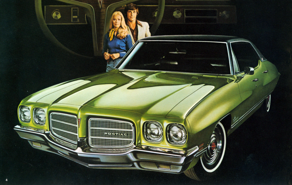 1972 Pontiac LeMans, Fastest Cars of 1972