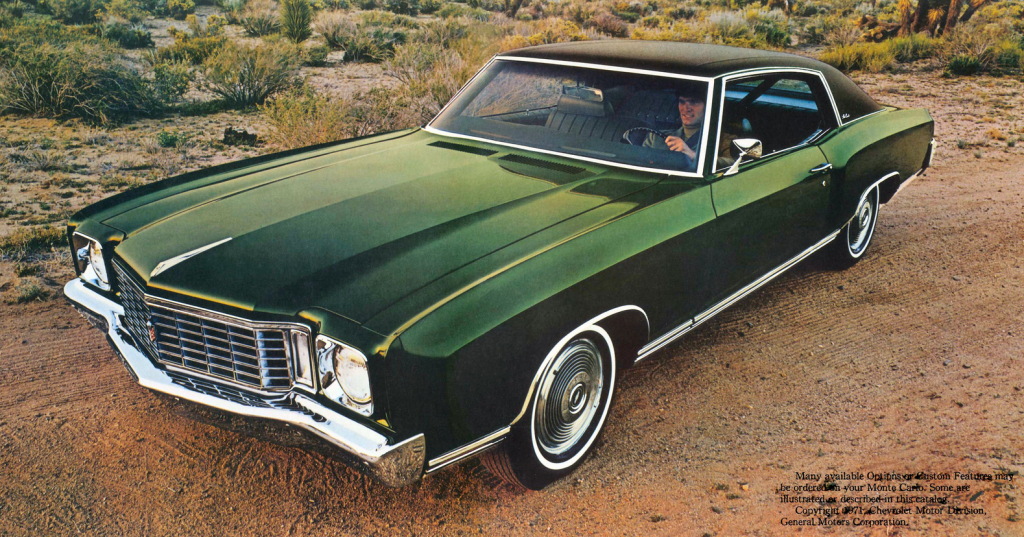 Personal Luxury Car >> 0 60 Challenge The Personal Luxury Cars Of 1972 The Daily Drive