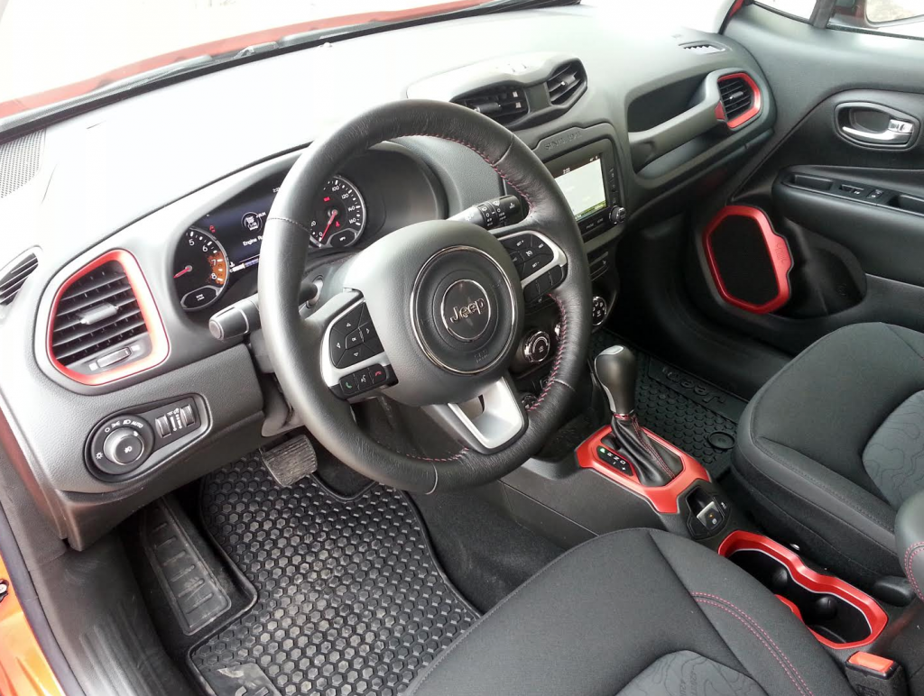 100 Gray Jeep Renegade Interior Jeep Renegade Continues Testing In India Autodevot Jeep