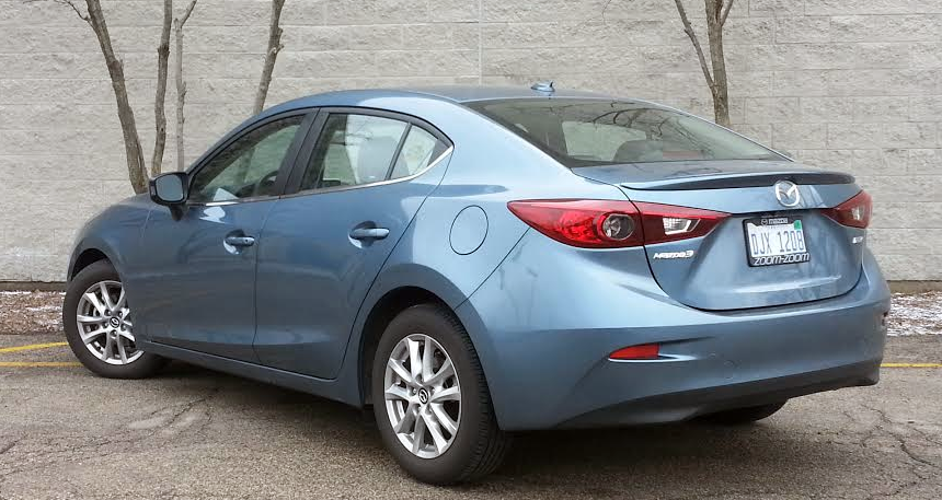 2016 mazda 3 review the daily drive consumer guide. Black Bedroom Furniture Sets. Home Design Ideas