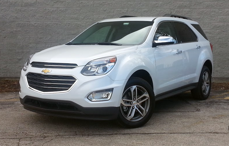 2016 chevrolet equinox review the daily drive consumer guide. Black Bedroom Furniture Sets. Home Design Ideas