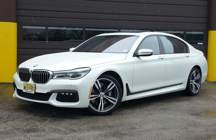 test drive 2016 bmw 750i the daily drive consumer guide the daily drive consumer guide. Black Bedroom Furniture Sets. Home Design Ideas