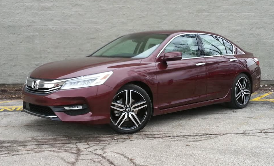 test drive 2016 honda accord touring sedan the daily drive consumer guide the daily drive. Black Bedroom Furniture Sets. Home Design Ideas