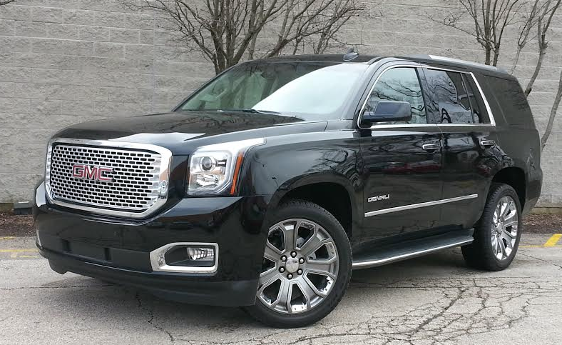 2016 gmc denali the daily drive consumer guide. Black Bedroom Furniture Sets. Home Design Ideas