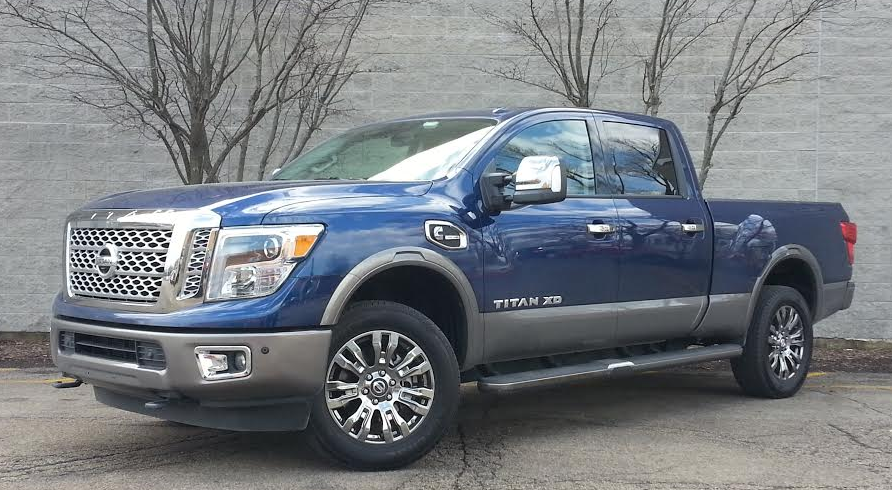2016 nissan titan xd the daily drive consumer guide. Black Bedroom Furniture Sets. Home Design Ideas
