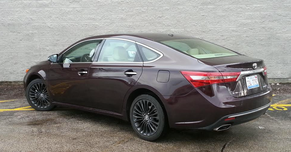 Test Drive: 2016 Toyota Avalon Touring | The Daily Drive | Consumer ...