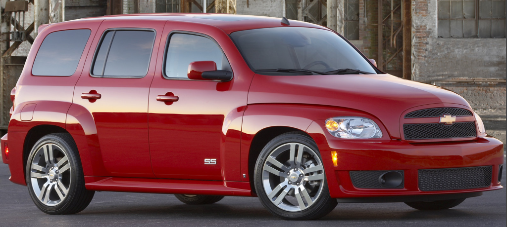 2008 Chevrolet HHR SS, Collectible Cars