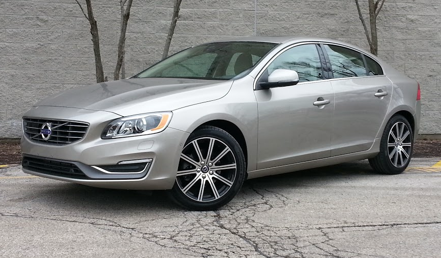 2016 Volvo S60 Inscription Platinum
